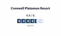 European award for the Cronwell Platamon Resort