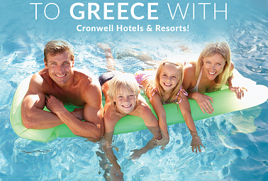 Welcome to Greece with Cronwell Hotels & Resorts!